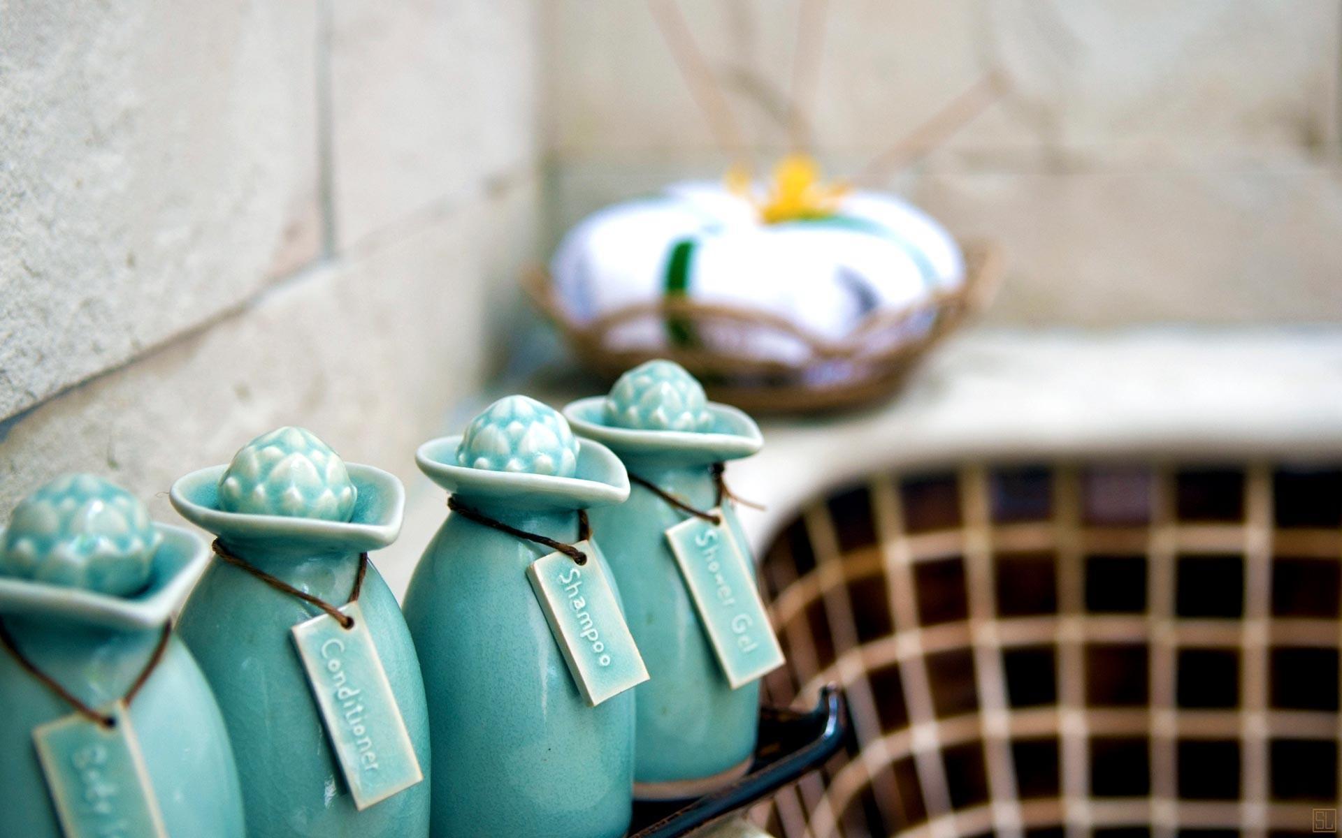 泰国苏梅岛密斯卡湾罗望子别墅酒杯