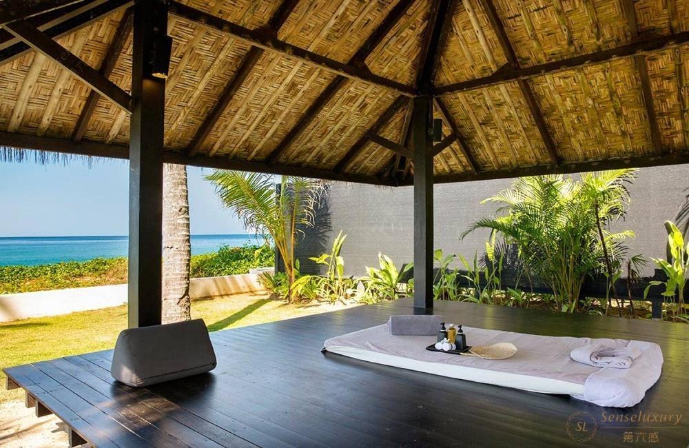 泰国普吉岛香缇别墅浴室
