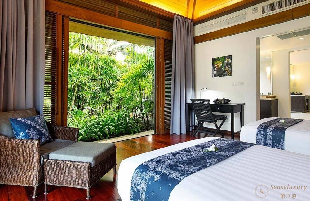 泰国普吉岛香缇别墅客厅