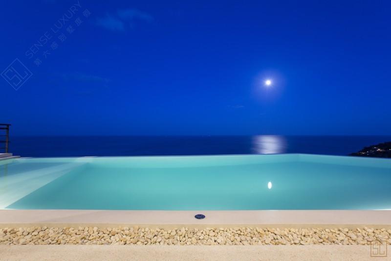 泰国苏梅岛月影别墅海上明月