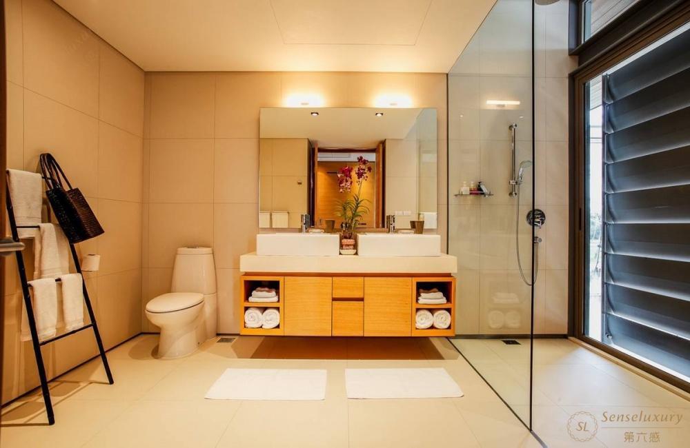 泰国普吉岛若索别墅洗手间