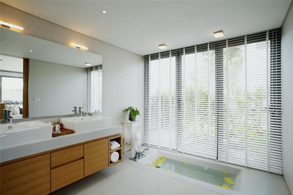 泰国普吉岛夏尔别墅浴室