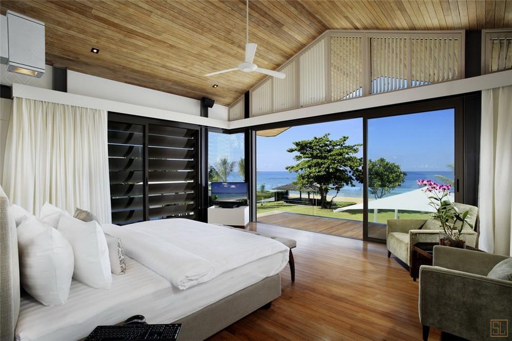 泰国普吉岛夏尔别墅卧室3