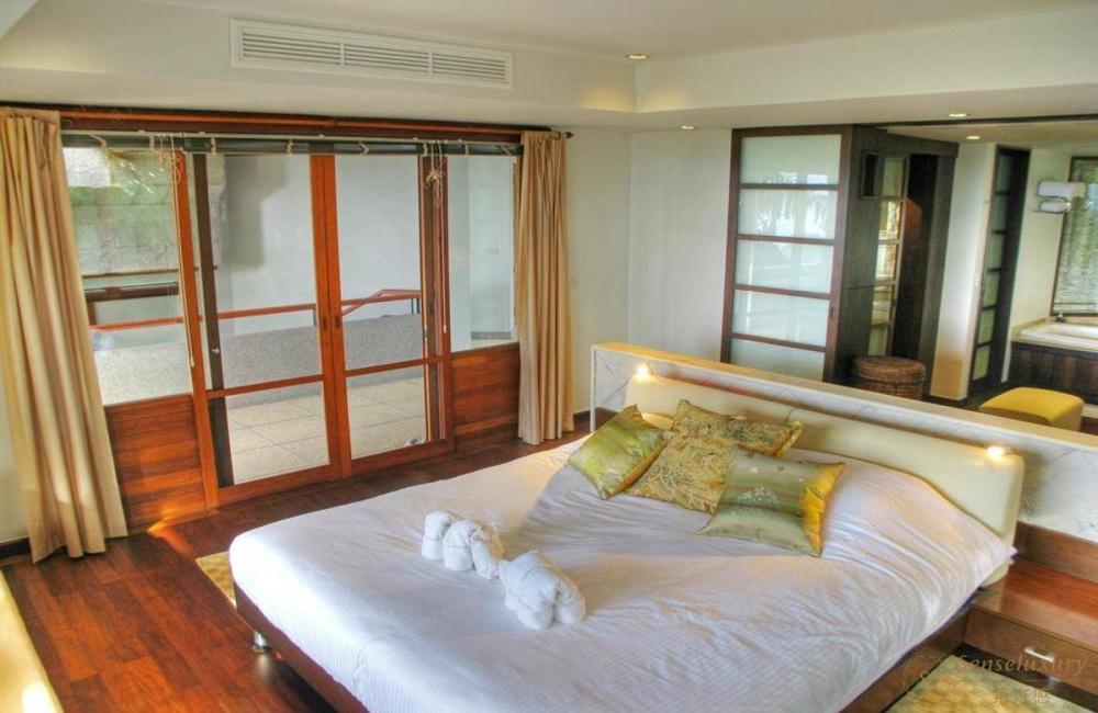 泰国普吉岛瑞卡塔湾别墅 卧室2