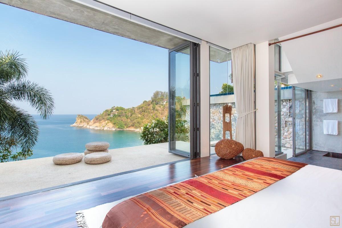 泰国普吉岛萨姆萨拉-洛梦池别墅海景房