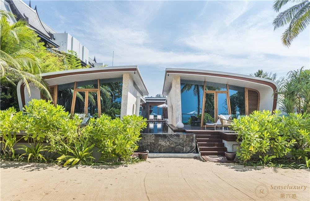 泰国普吉岛暹罗别墅海滩