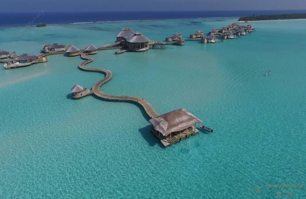 马尔代夫 诺努环礁 索尼娃贾尼岛   住4付3 10.11 - 12.20
