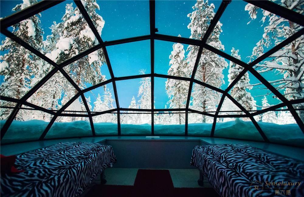 第六感Senseluxury 度假别墅-卡克斯劳特恩-玻璃圆顶木屋-screenshot-25