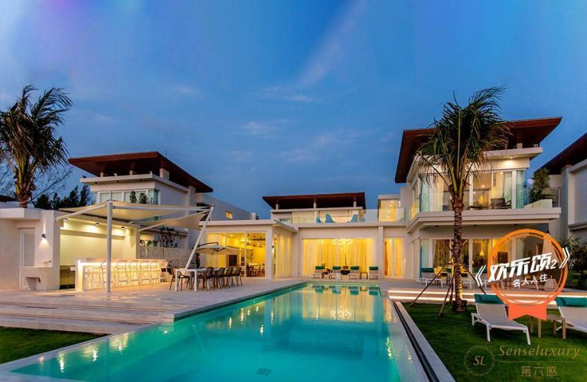 普吉岛别墅-热卖别墅-欢乐颂海滨别墅-Coastal Escape Natai