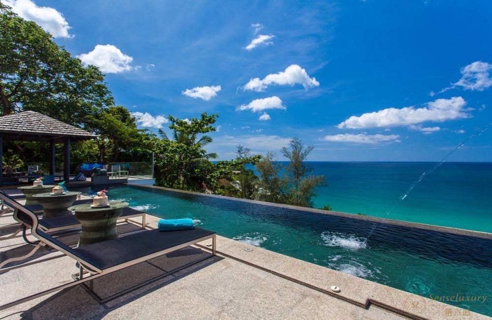 蓝色暹罗别墅预订,普吉岛苏林海滩别墅,公寓,酒店预订