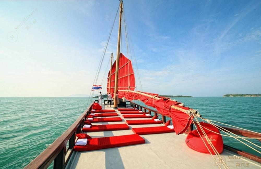 红男爵号帆船